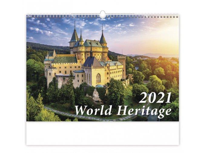 Kalendář World Heritage