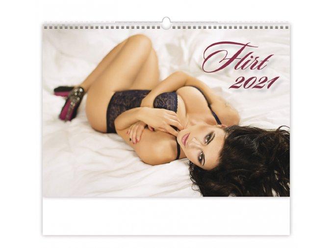 Kalendář Flirt