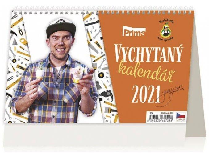 Kalendář Vychytávky Ládi Hrušky