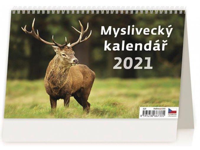 Myslivecký kalendář