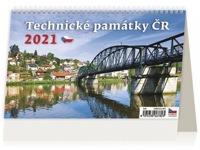 Kalendář Technické památky ČR