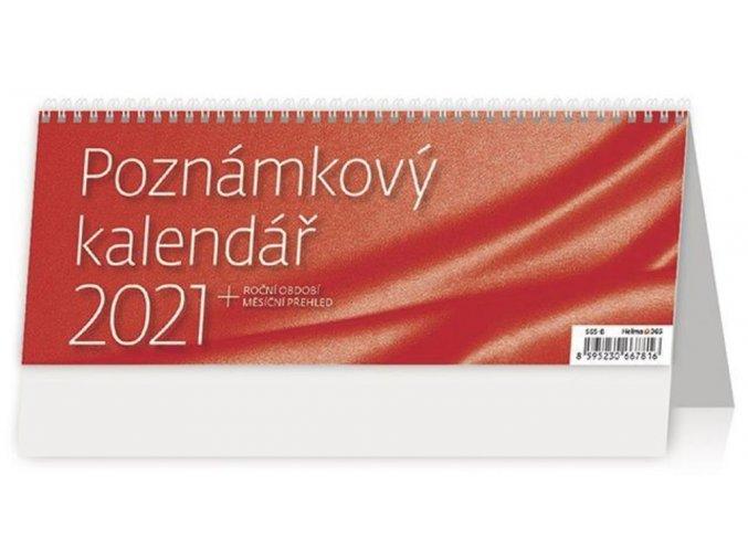 Poznámkový kalendář OFFICE