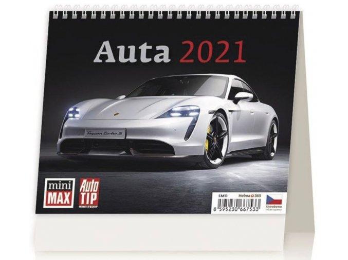 Kalendář Auta