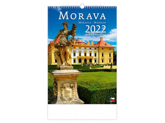 Kalendář Morava/Moravia/Mähren