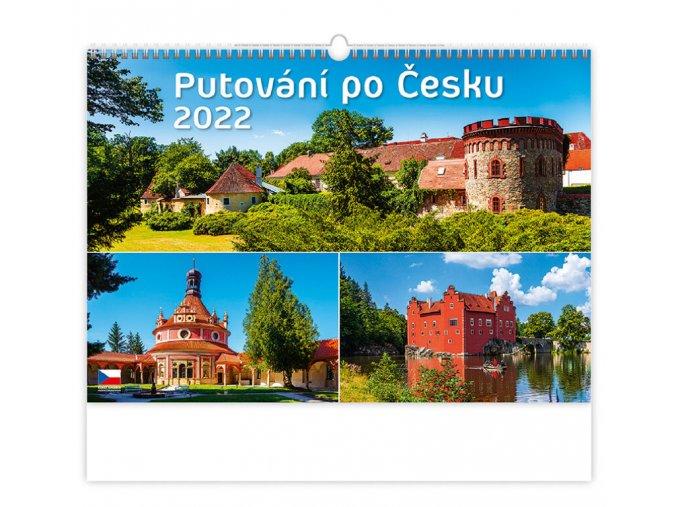 Kalendář Putování po Česku