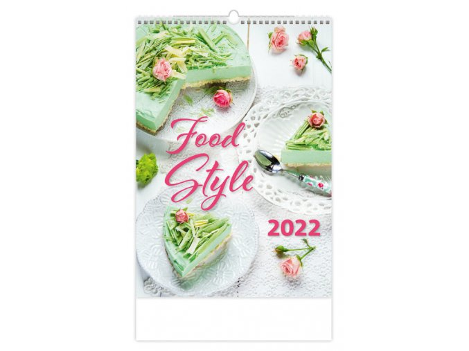 Kalendář Food Style