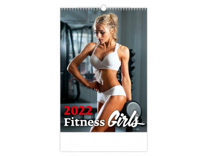 Kalendář Fitness Girls