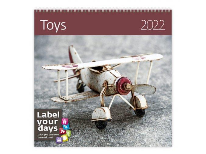 Kalendář Toys