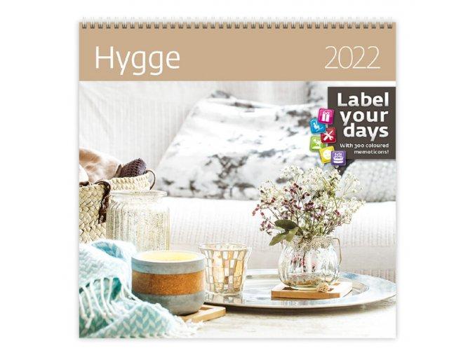 Kalendář Hygge