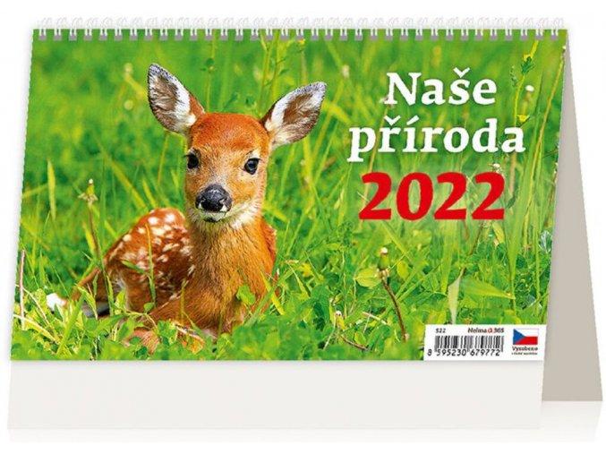 Kalendář Naše příroda