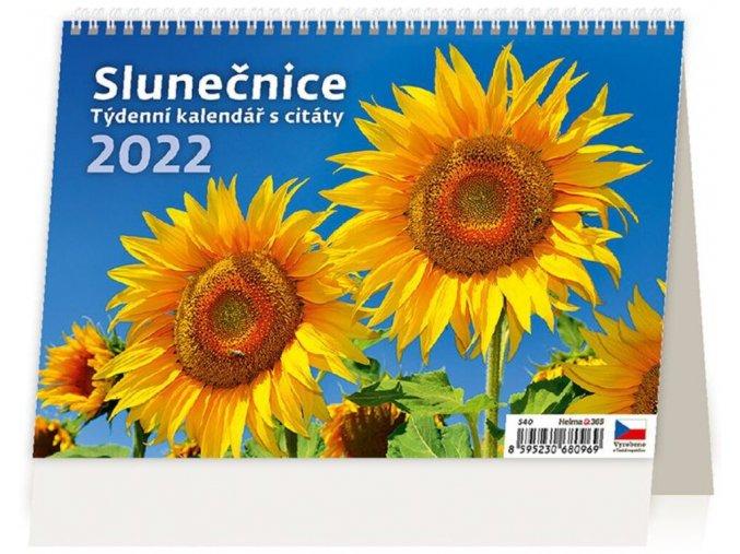 Kalendář Slunečnice