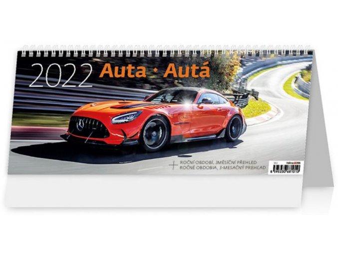 Kalendář Auta/Autá