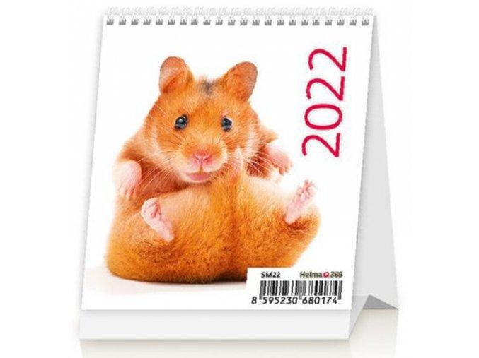 Kalendář Mini Pets