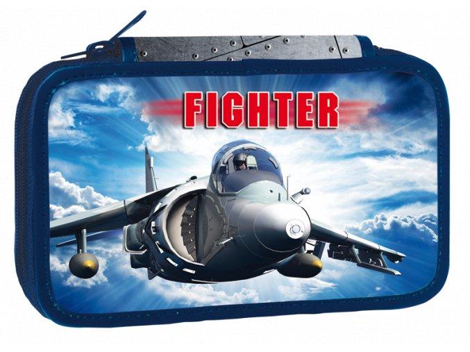 Třípatr.penál Fighter