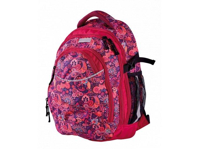 Studentský batoh teen Orient s dárkem  + dárek dle vlastního výběru