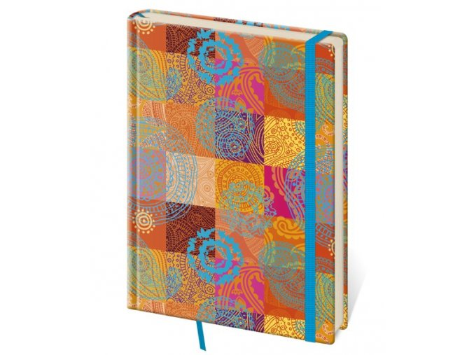 Zápisník Vario L tečkovaný design 8