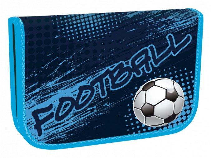 Školní penál jednopatrový Football