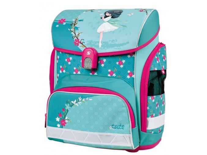Školní aktovka pro prvňáčky Cute Anna s dárkem  + zdarma dárek dle vlastního výběru