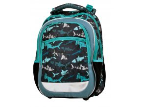 Školní batoh Shark s dárkem