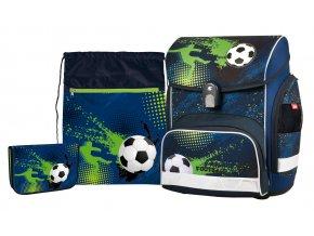 Školní set Football 3 s dárkem