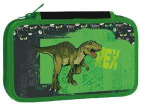 Školní penál dvoupatrový Rex
