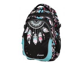 Studentský batoh Indian dream s dárkem  + zdarma dárek dle vlastního výběru