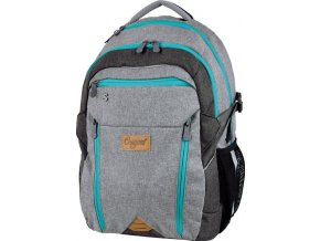 Studentský batoh Original tyrkys s dárkem dle vlastního výběru  + zdarma dárek dle vlastního výběru