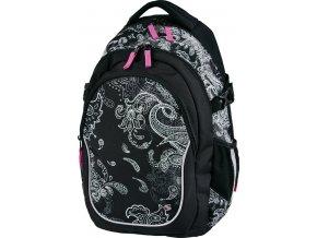 Studentský batoh Ornament  + zdarma dárek dle vlastního výběru