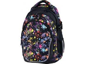 Studentský batoh Paintball  + zdarma dárek dle vlastního výběru