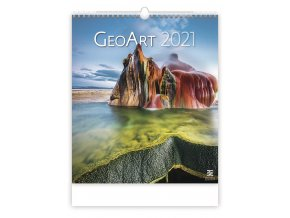 Kalendář Geo Art
