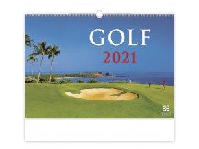 Kalendář Golf