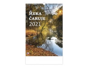 Kalendář Řeka čaruje