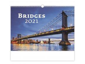 Kalendář Bridges