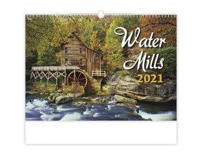 Kalendář Water Mills