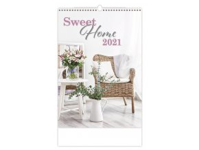 Kalendář Sweet Home