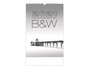 Kalendář B & W