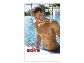 Kalendář Sexy Boys