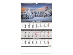 Tříměsíční kalendář Hory