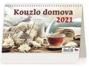 Kalendář Kouzlo domova