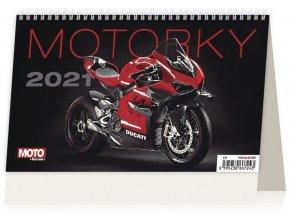 Kalendář Motorky