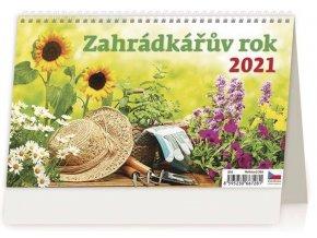 Kalendář Zahrádkářův rok