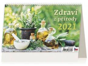 Kalendář Zdraví z přírody