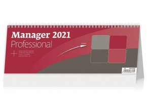Kalendář Manager Professional