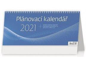 Plánovací kalendář MODRÝ
