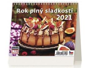 Kalendář Rok plný sladkostí