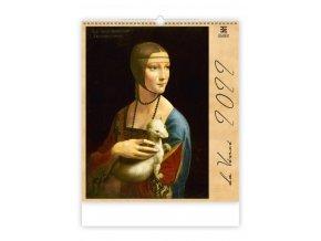 Kalendář Leonardo da Vinci