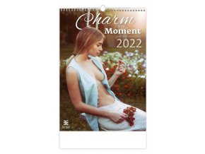 Kalendář Charm of the Moment