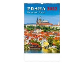 Kalendář Praha/Prague/Prag