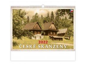 Kalendář České skanzeny