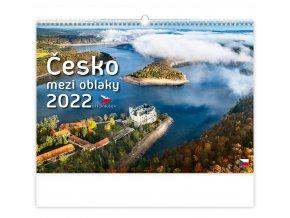 Kalendář Česko mezi oblaky
